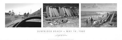 Surfrider Beach, May 14th, 1960