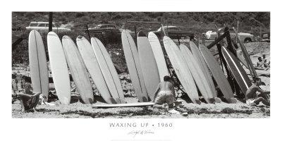 Waxing Up, 1960