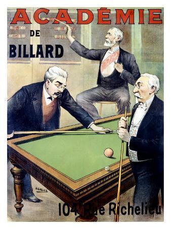 Academie de Billard