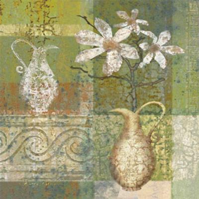 Vase Collage I