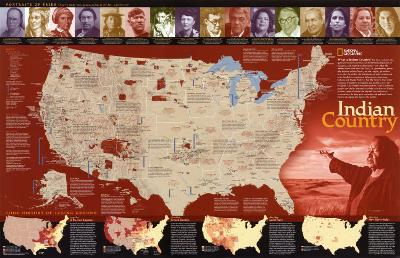 Indian Country Map
