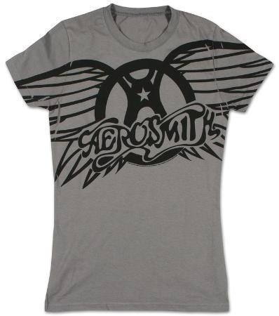 Women's: Aerosmith - Winged Logo