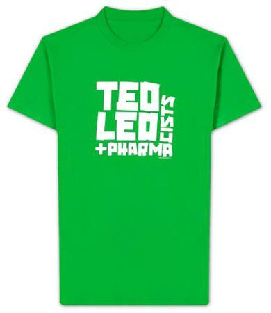 Ted Leo & the Pharmacists - Logo