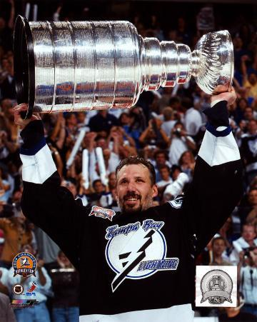 Dave Andreychuk - '04 Stanley Cup (#04) ©Photofile