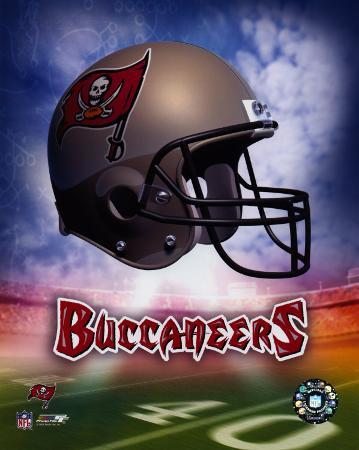 Tampa Bay Buccaneers Helmet Logo ©Photofile