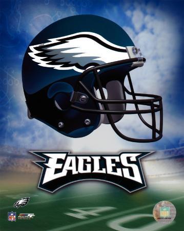 Philadelphia Eagles Helmet Logo ©Photofile