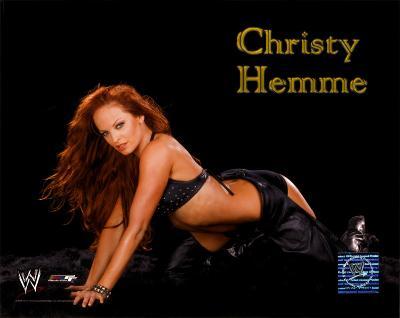 Christy Hemme #152