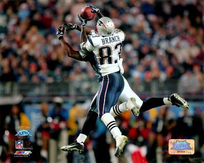 Deion Branch - Super Bowl XXXIX - MVP