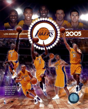 2004 - 2005 Lakers Composite