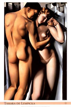 Adam and Eve, 1932