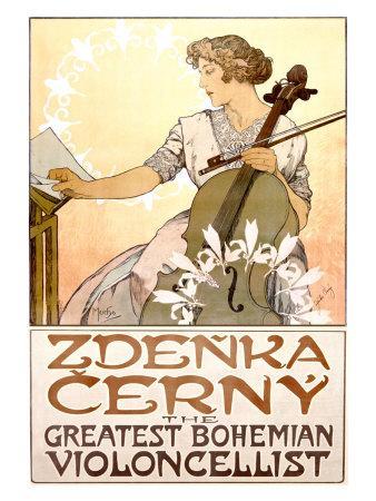 Zdenka Cerny Cello Concert