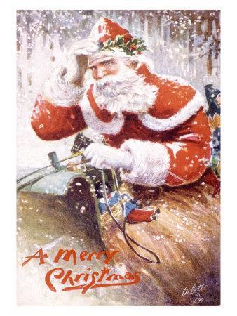 A Merry Christmas, Santa Claus