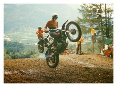 Bulltaco Motorcycle MX