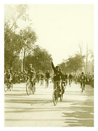 Bicycle Race Parade