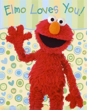 Sesame Street, Elmo Loves You