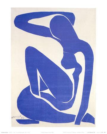 Blue Nude I, c.1952