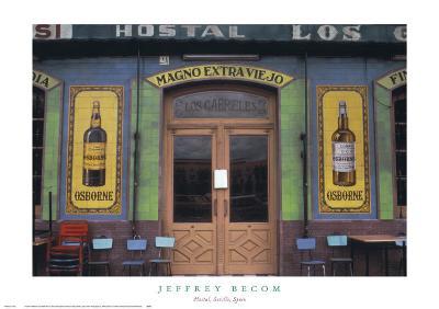 Hostal, Seville, Spain