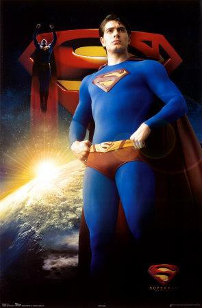 Superman - Pose