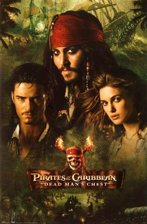 Pirates Of The Caribbean- Dead Man's Chest