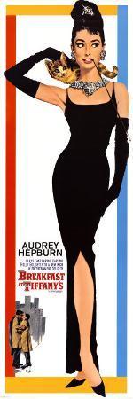 Breakfast At Tiffany's- Audrey Hepburn