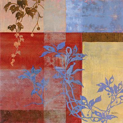 Floral Collage IV