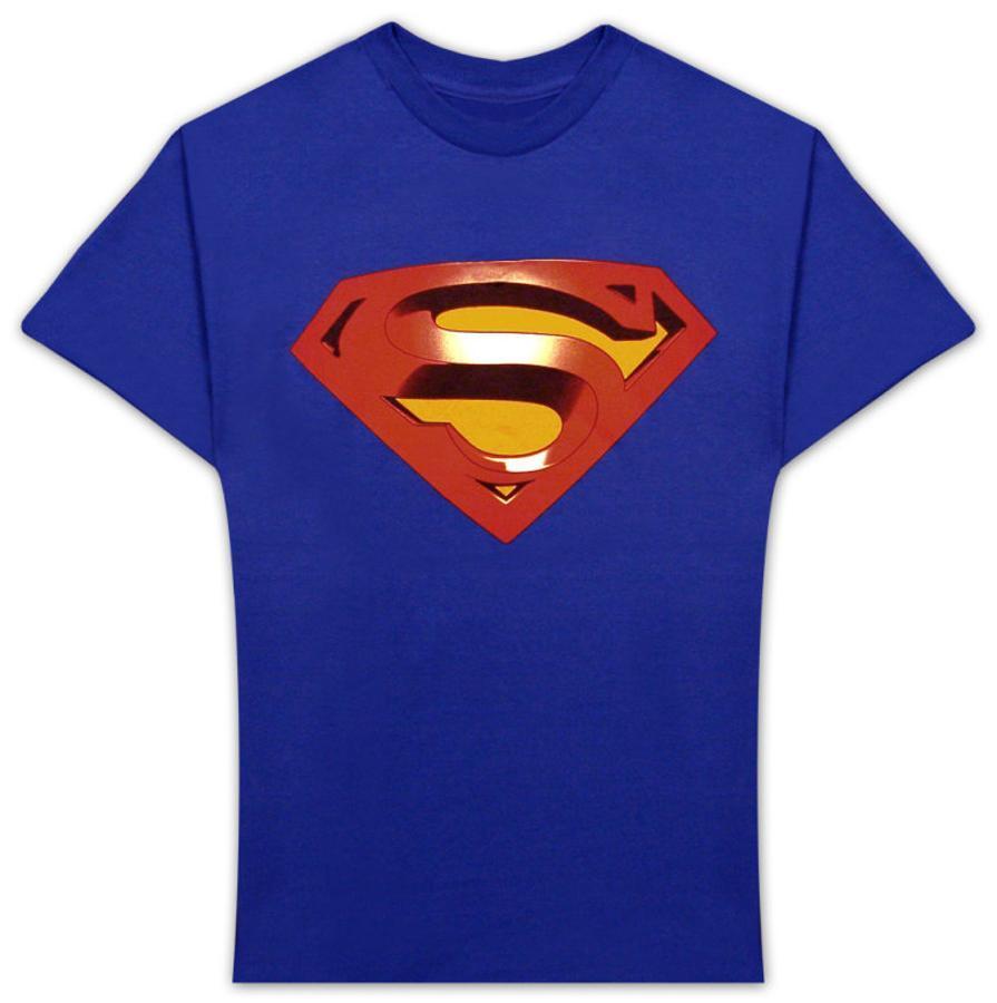 Superman Superman Returns Logo Shirts At Allposters