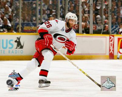 Erik Cole 2006 Stanley Cup