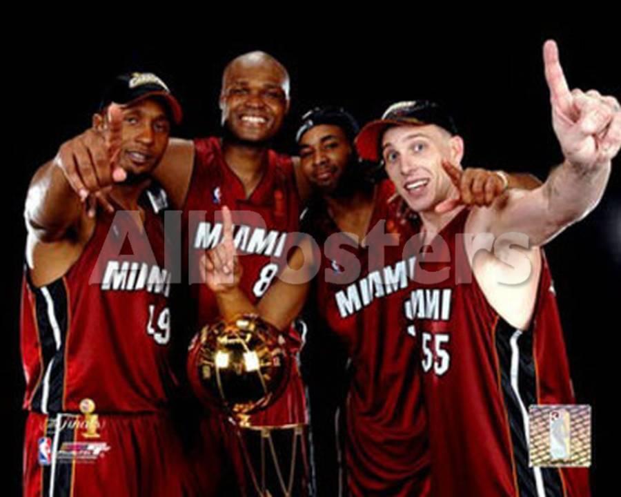 Miami Heat 2006 Nba Finals Photo Allposters Com