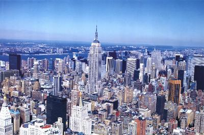 New York City - Empire State Building and Cityscape