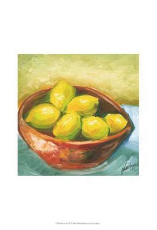 Bowl of Fruit IV