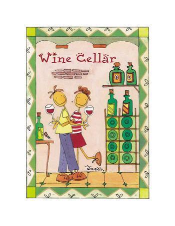 Rooms, Wine Cellar