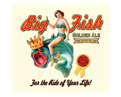 Big Fish Golden Ale