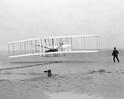 First Flight Kitty Hawk, N. Carolina - Orville & Wilbur Wright