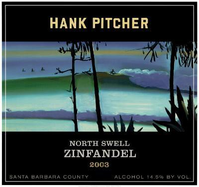 North Swell Zinfandel, 2003