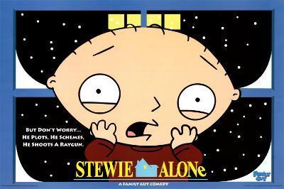 Stewie - Home Alone