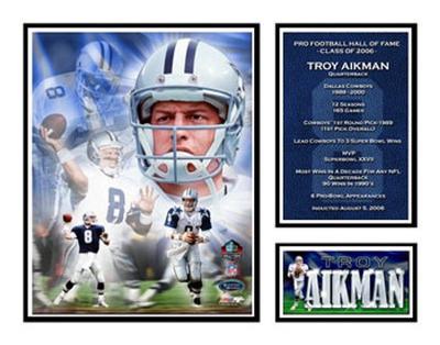 Troy Aikman - NFL Hall Of Fame