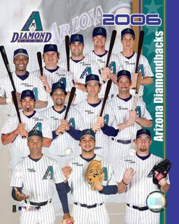 2006 - Arizona Diamondbacks Team