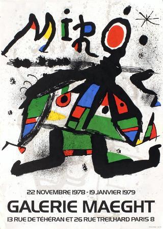 Galerie Maeght, 1979