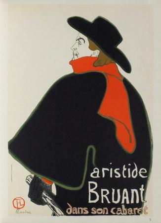 Aristide Bruant dans son cabaret II