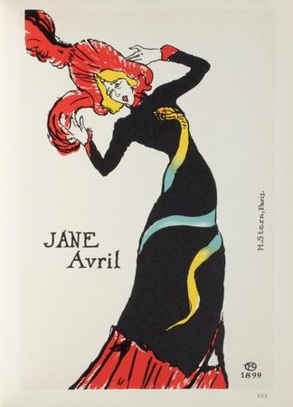 Jane Avril II