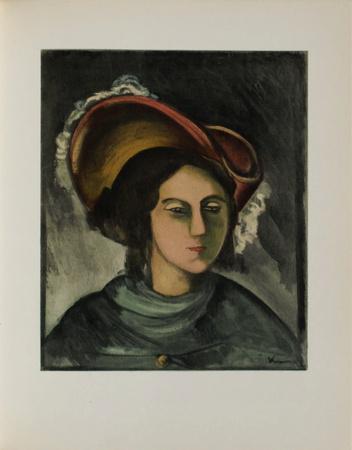 Portrait de Madeleine, 1912