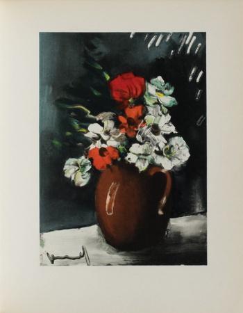 Les Anemones, 1955
