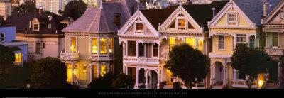 San Francisco - Victorian Houses