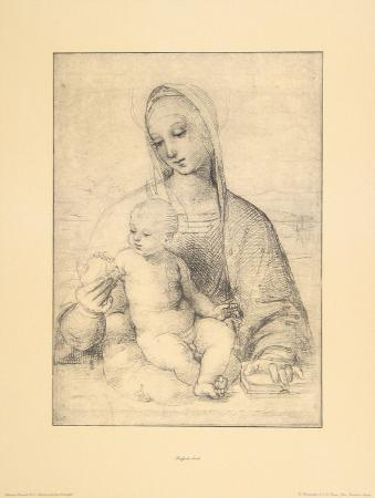 Virgin and Child with Pomegranate