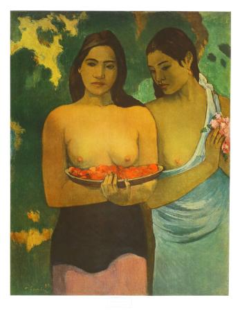 Women with Mangoes