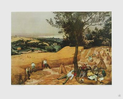 Summer, The Harvesters