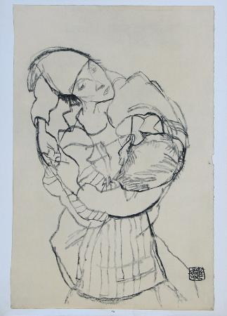 Embracement, 1915