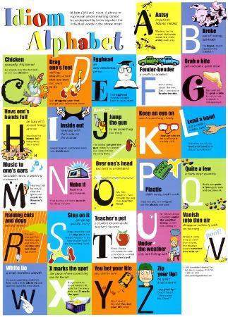 Idiom Alphabet