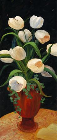Tulips by Night