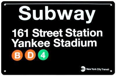 Subway 161 Street Station- Yankee Stadium